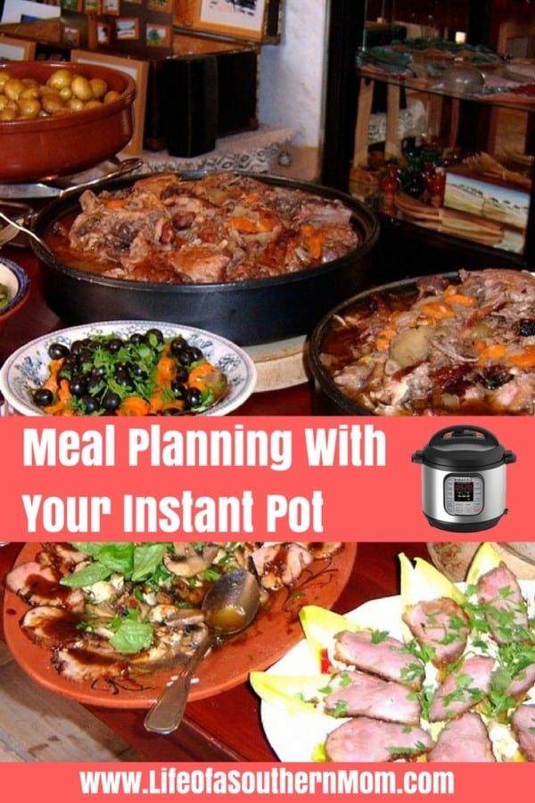 It is becoming very popular for people who want to cook foods in record time and is especially helpful when you are cooking a lot of meals on prep day. Here are some things to know about using an instant pot for your healthy meal planning and prepping.