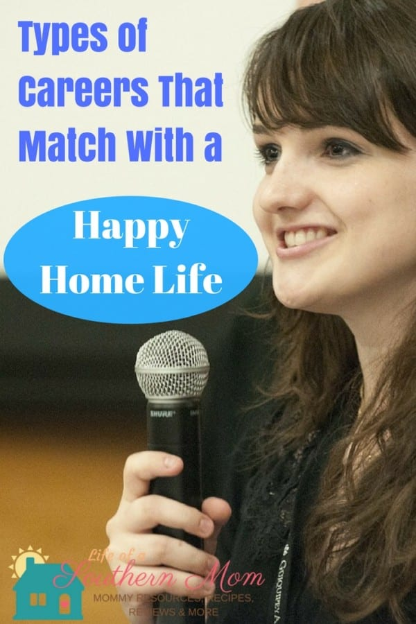 Here are the Types of Careers That Match With a Happy Home Life