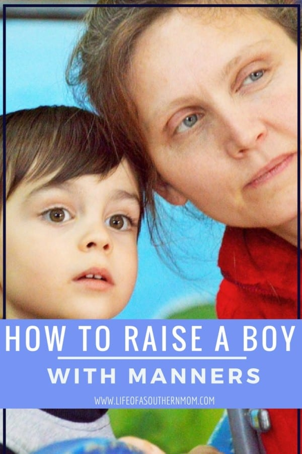 How to Raise a Boy with Manners