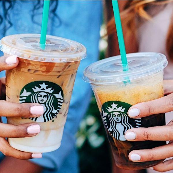 BOGO Starbucks Iced Espresso This Week