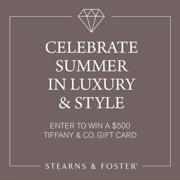 Enter To Win a $500 Tiffany & Co. Gift Card!