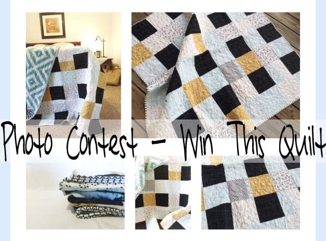 Win a Quilt – Photo Contest