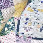 Quilt Reveal – Tiny Patch Quilt #3 – Take that, 4.5″ scrap bin!