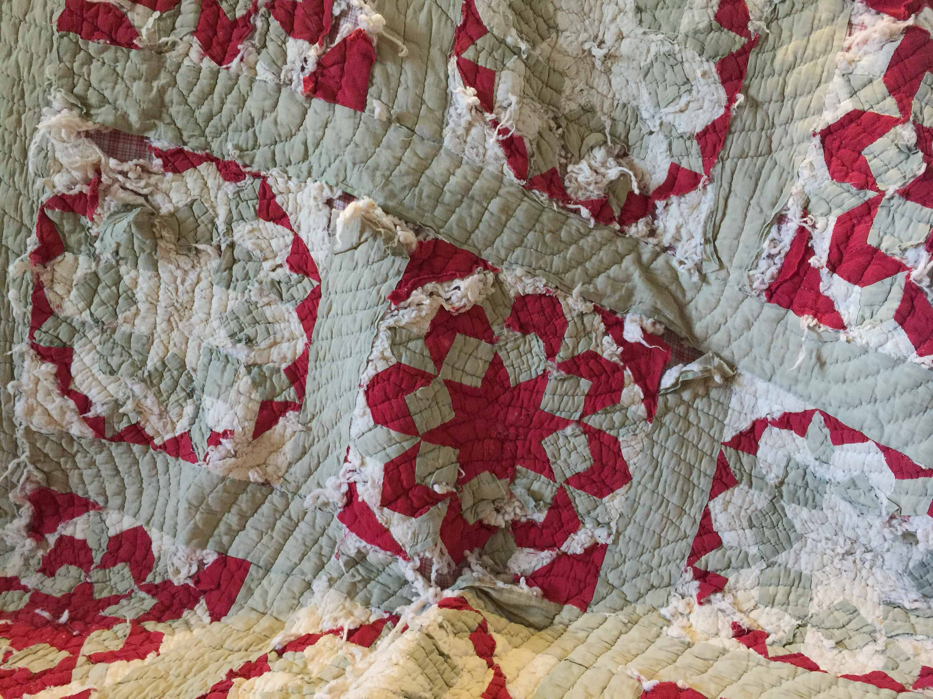 Making a swoon quilt we dont know how old this quilt is and we dont know if its even his grandmothers or his great grandmothers i wanted to repair it but ive been iffy solutioingenieria Gallery