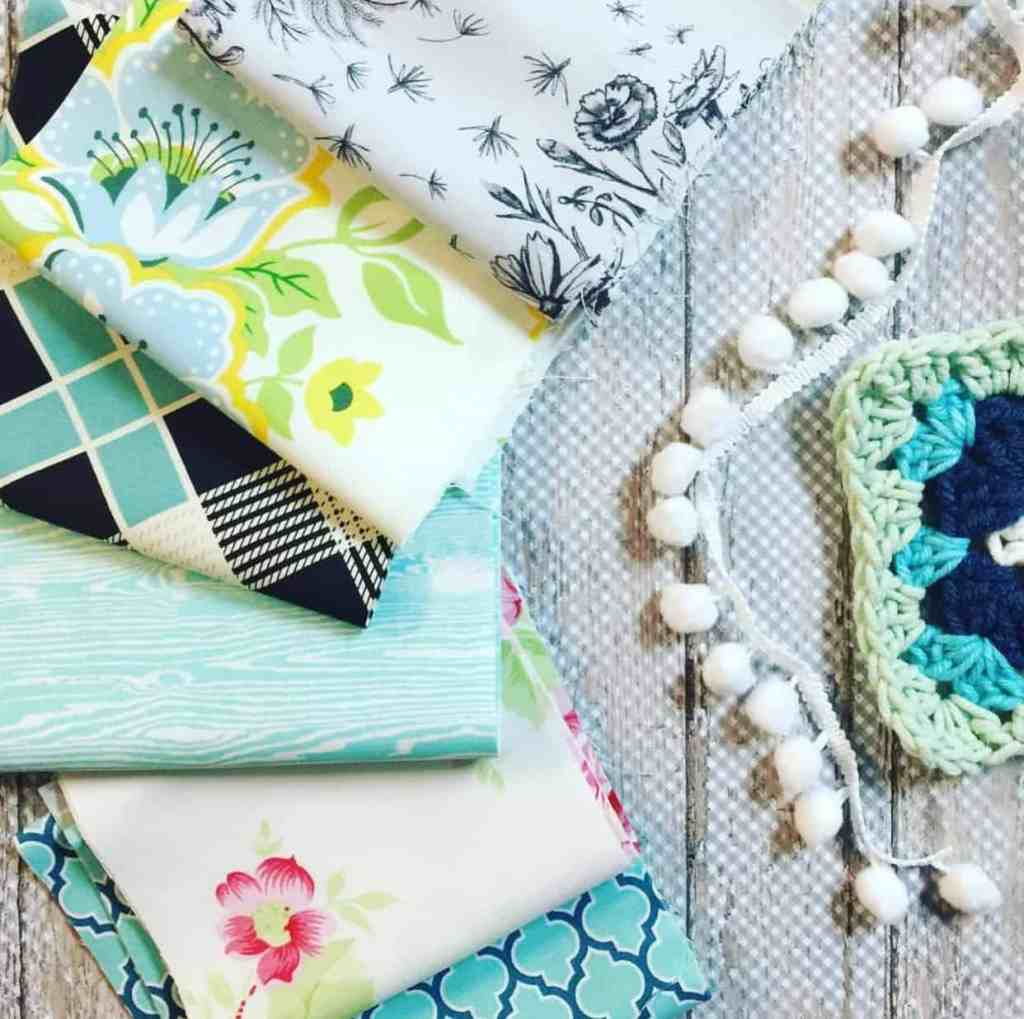 Monday Is All About Fabric #3- Little Cove