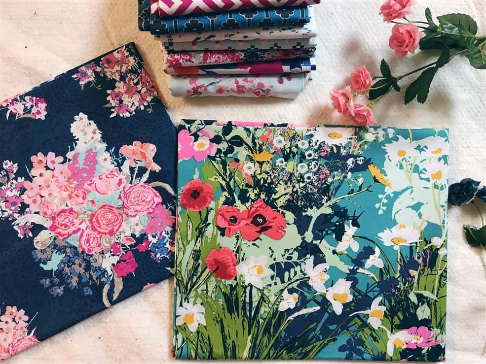 Monday is all about Fabric #9 – Katarina Roccella prints