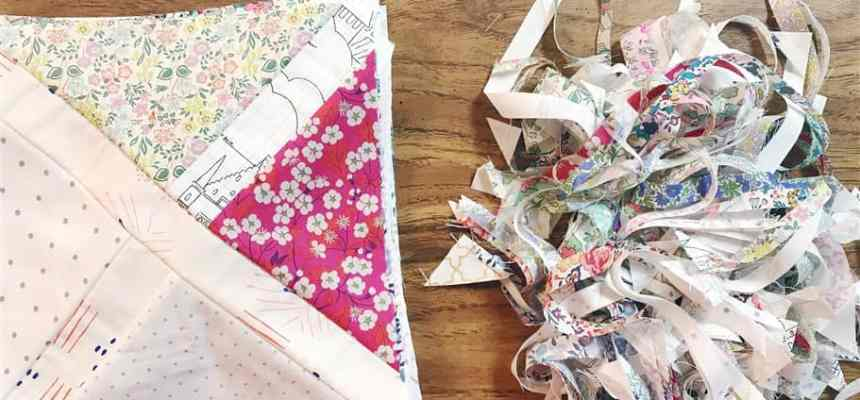 Learning about YOUR personal style + Falling Slowly Quilt – in progress