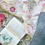 A Rag Quilt in Capsules Le Vintage ( quilt reveal )