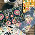 Monday is all about fabrics – #35 – Indie Folk by Pat Bravo from Art Gallery Fabrics
