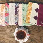 Monday is all about Fabric – #48 – Random Rich Florals