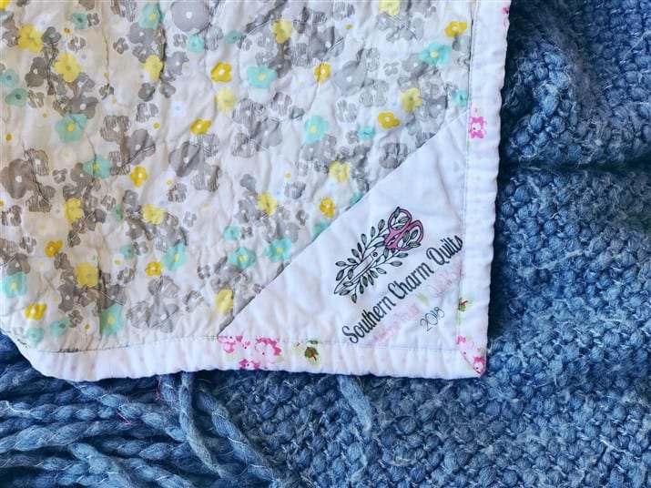 Three Methods For Stitching A Corner Quilt Label Video