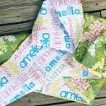 Monday is all about Fabric – #55 – Personalized fabric