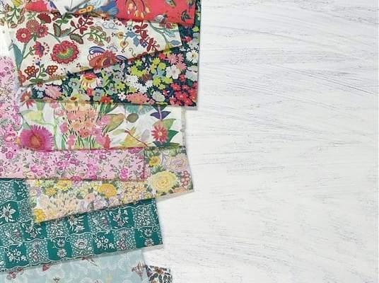 Monday is all about Fabric – #66 – Liberty Society