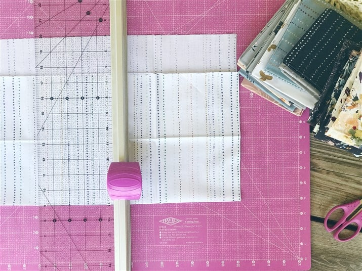 The Quilt Maker's Toolkit – Havel's Ruler Cutter – video tutorial
