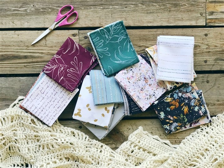 Monday is all about Fabric – #69 – Botany