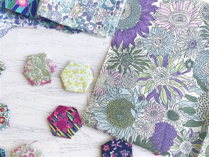 Monday is all about Fabric – #72 – Liberty Society