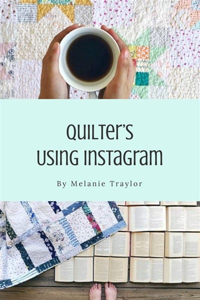 Quilters Using Instagram
