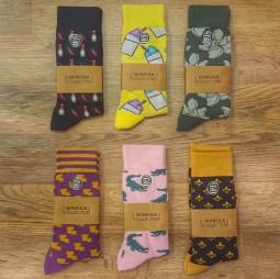 Bonfolk Socks $18