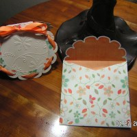 Happy Birthday Sis! ~ Doily Card