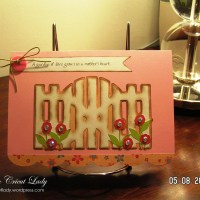 Garden of Love Mother's Day Card