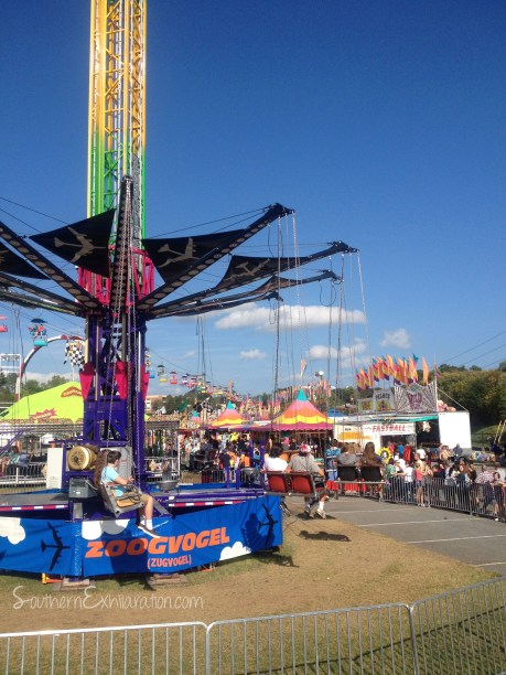 Southern Exhilaration: meet me at the fair