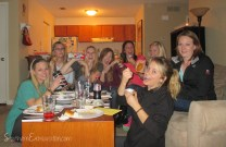 Southern Exhilaration: Friendsgiving 2014
