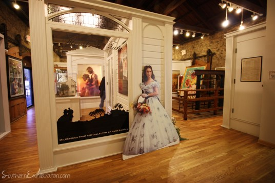 Southern Exhilaration: Road to Tara Museum   Gone With The Wind Trail