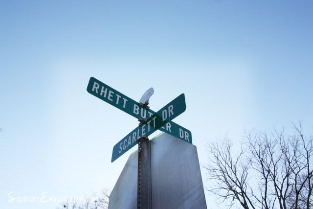 Rhett Butler Drive and Scarlett Drive | Jonesboro, GA