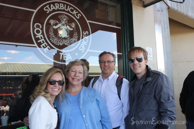 Southern Exhilaration: Starbucks | Seattle, WA