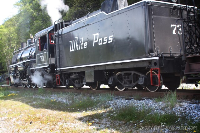 White Pass & Yukon Route Railroad | Skagway, Alaska