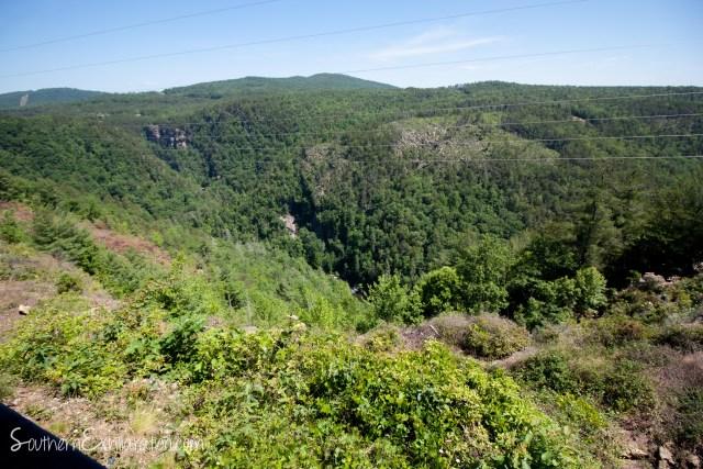 Tallulah Point Overlook | Talulah Falls, Georgia