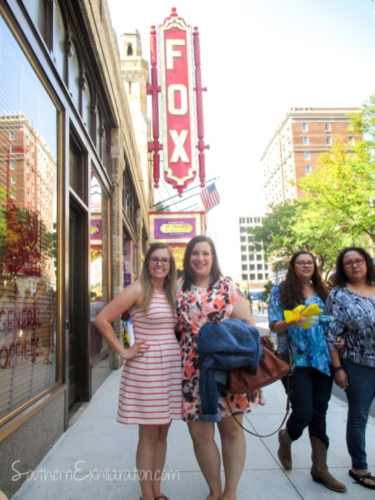 The Fabulous Fox Theatre   Atlanta, GA