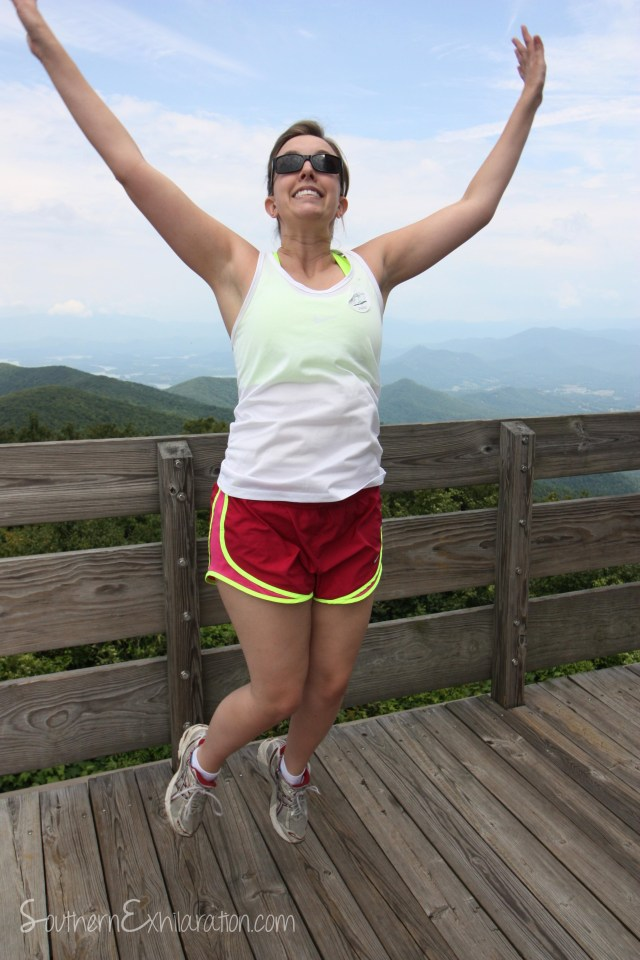 Southern Exhilaration at the Highest Point in Georgia