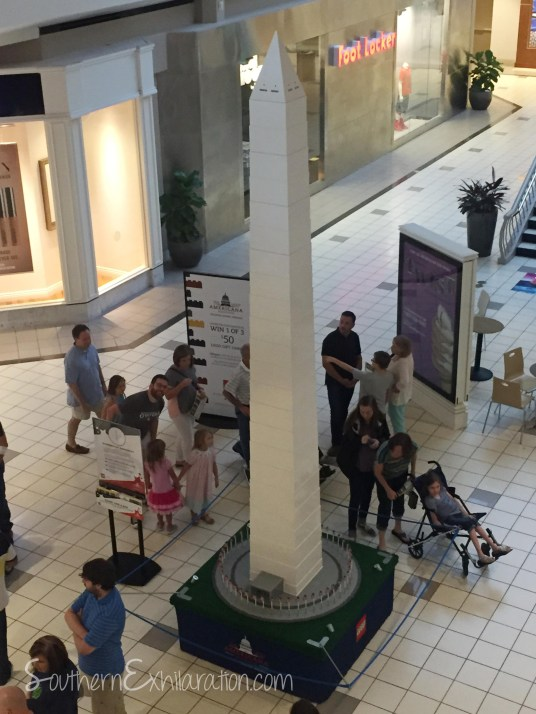 LEGO Washington Monument