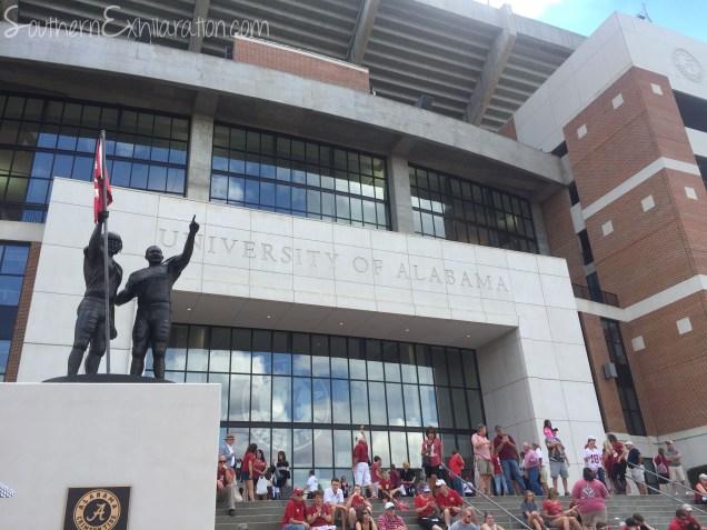 Alabama v ULM 2015 | Tuscaloosa, AL