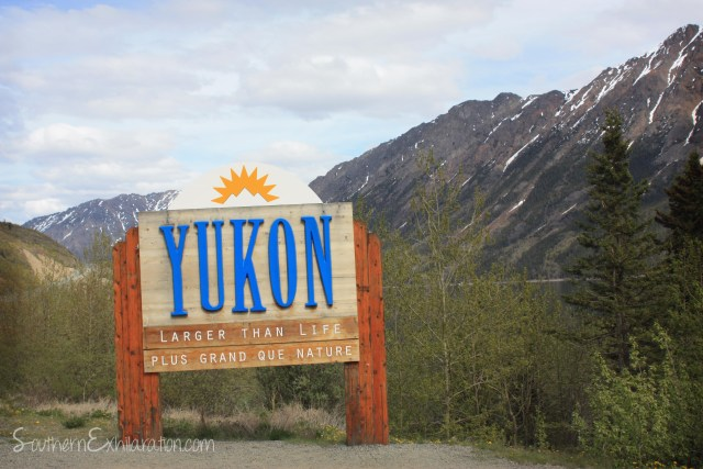 Southern Exhilaration: Carcross, Yukon