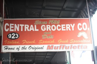 Central Grocery Company | New Orleans, LA