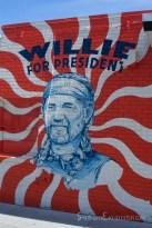 Willie for President | South Congress + Elizabeth