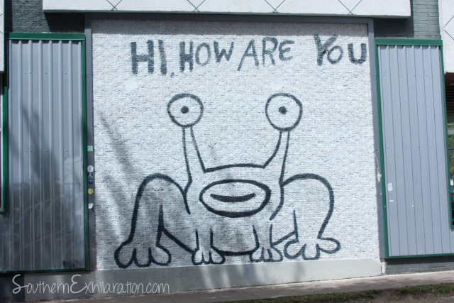 Hi, How Are You | Guadalupe + 21st