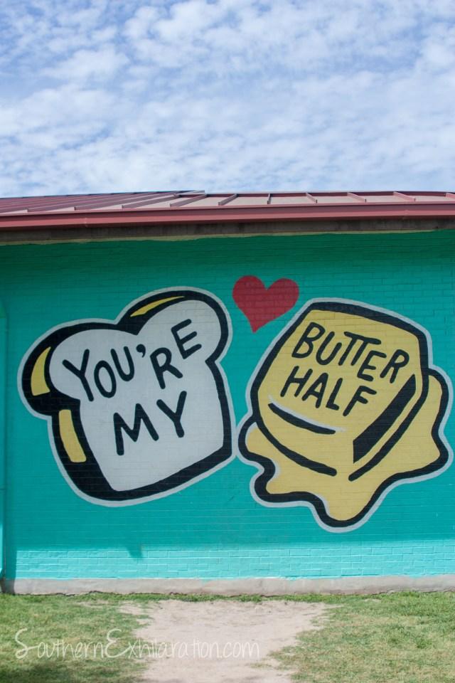 You're My Butter Half   E. Martin Luther King Jr Blvd + Alamo