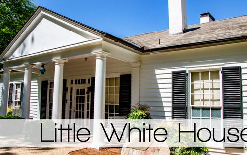 Little White House | Warm Springs, GA