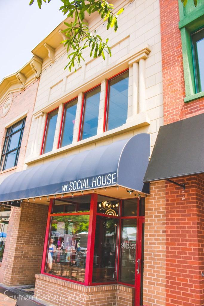 wr Social House | Marietta, GA