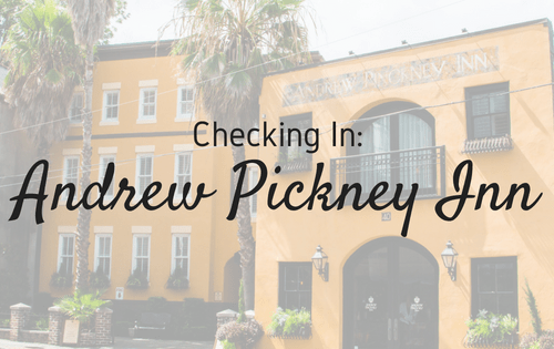 Andrew Pickney Inn | Charleston, SC