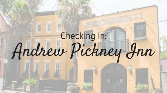 Andrew Pickney Inn | Charleston, SC