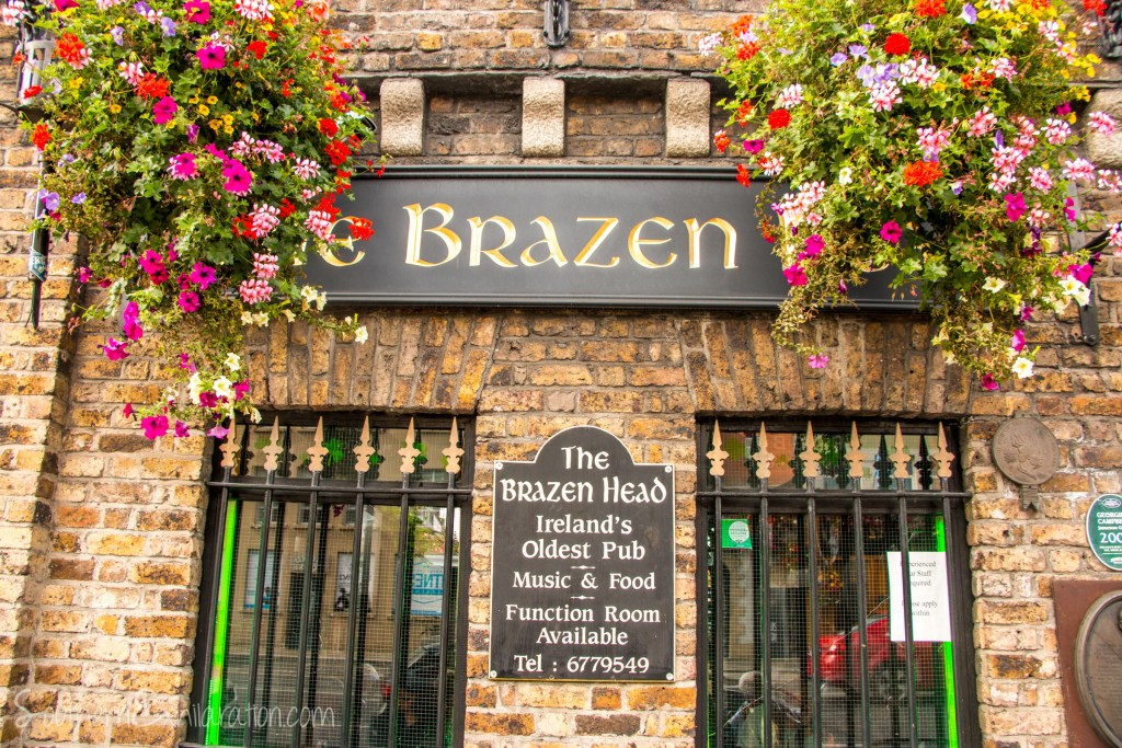 The Brazen Head | Dublin, Ireland