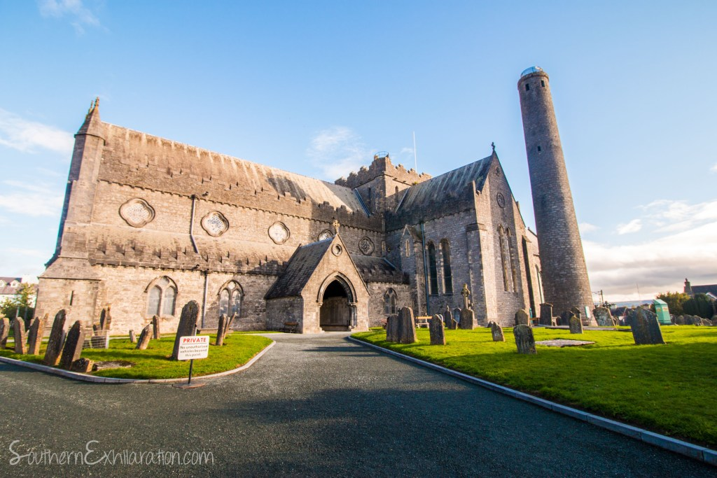The Cathedral Church of St Canice | Kilkenny, Ireland