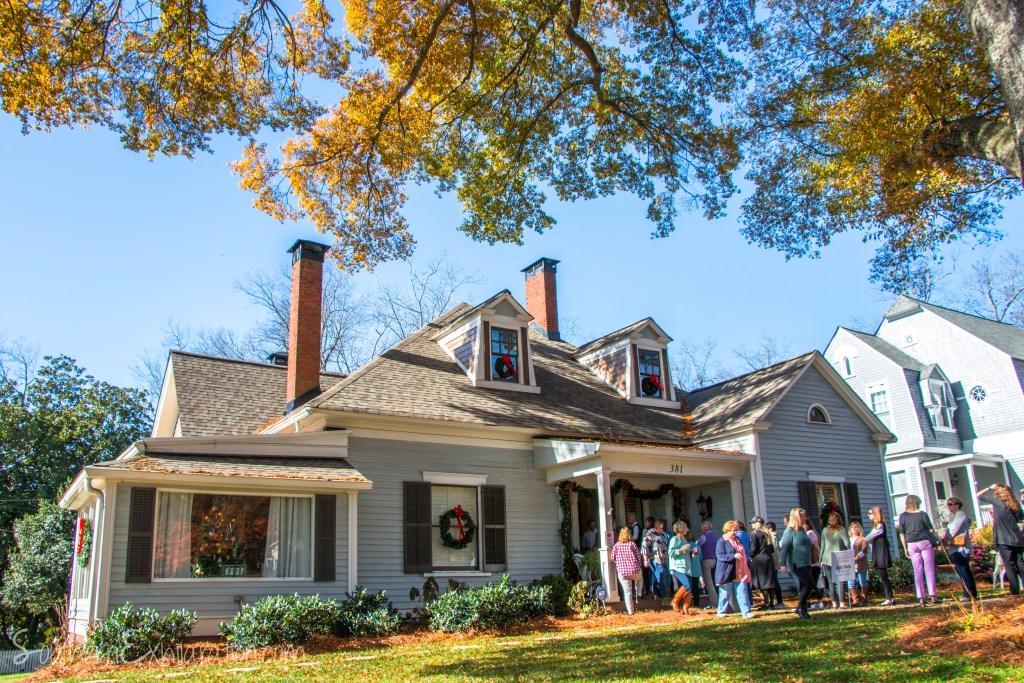 Read-Jervey-Grieve House 2018 Marietta Pilgrimage | Marietta, GA
