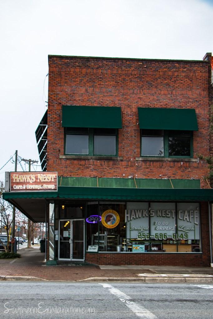 Hawk's Nest Cafe | Kinston, NC
