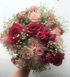 Shades of Pink Bouquet