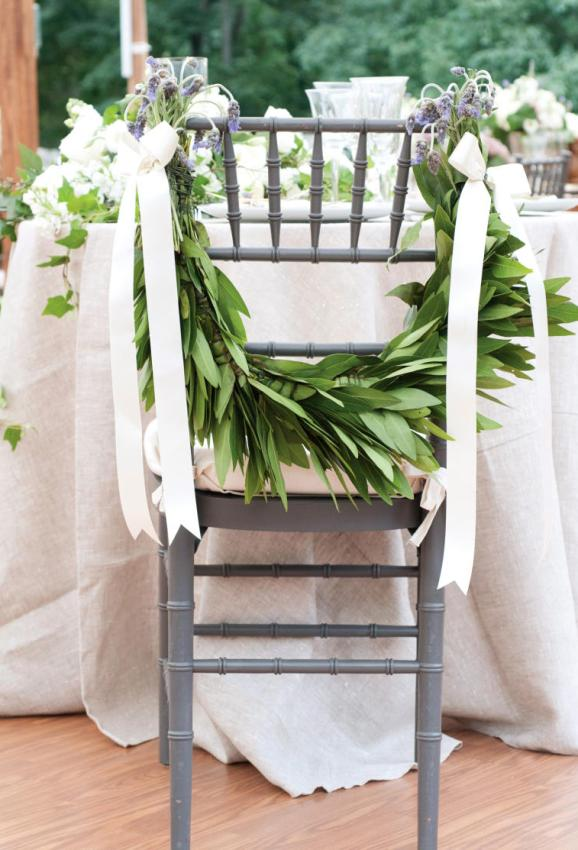 Macon Wedding Florist - Garlands